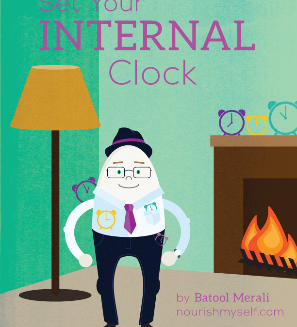 Tick! Tock! Do you feel vibrant and energetic?