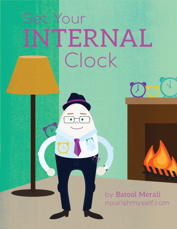 Setting your internal clock