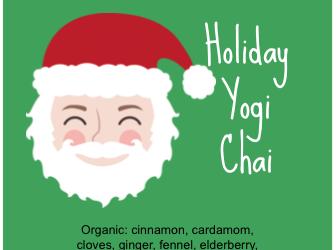Holiday Yogi Chai
