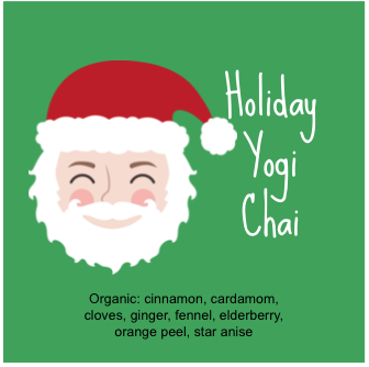 Holiday Yogi Chai